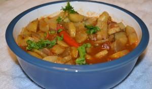 Kunda's Aloo curry recipe