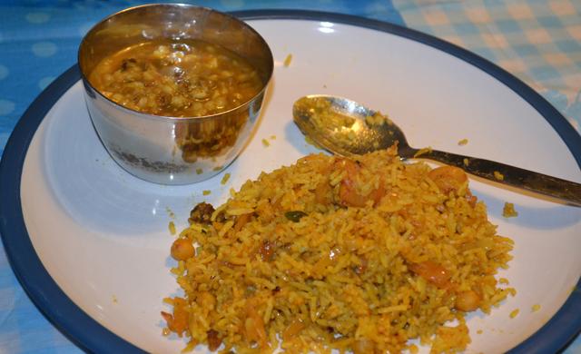 Lal Qila Veg biryani