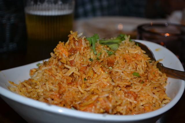 Chicken Biryani at Masala ArtChicken Biryani at Masala Art