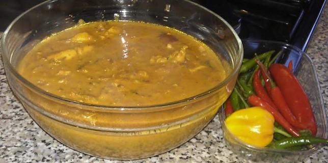 Peanut Chicken Recipe