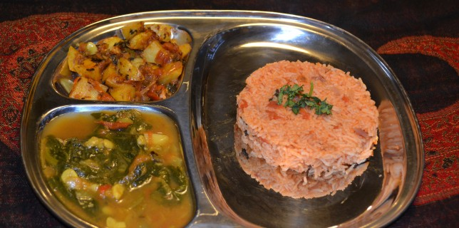 tomato bhath