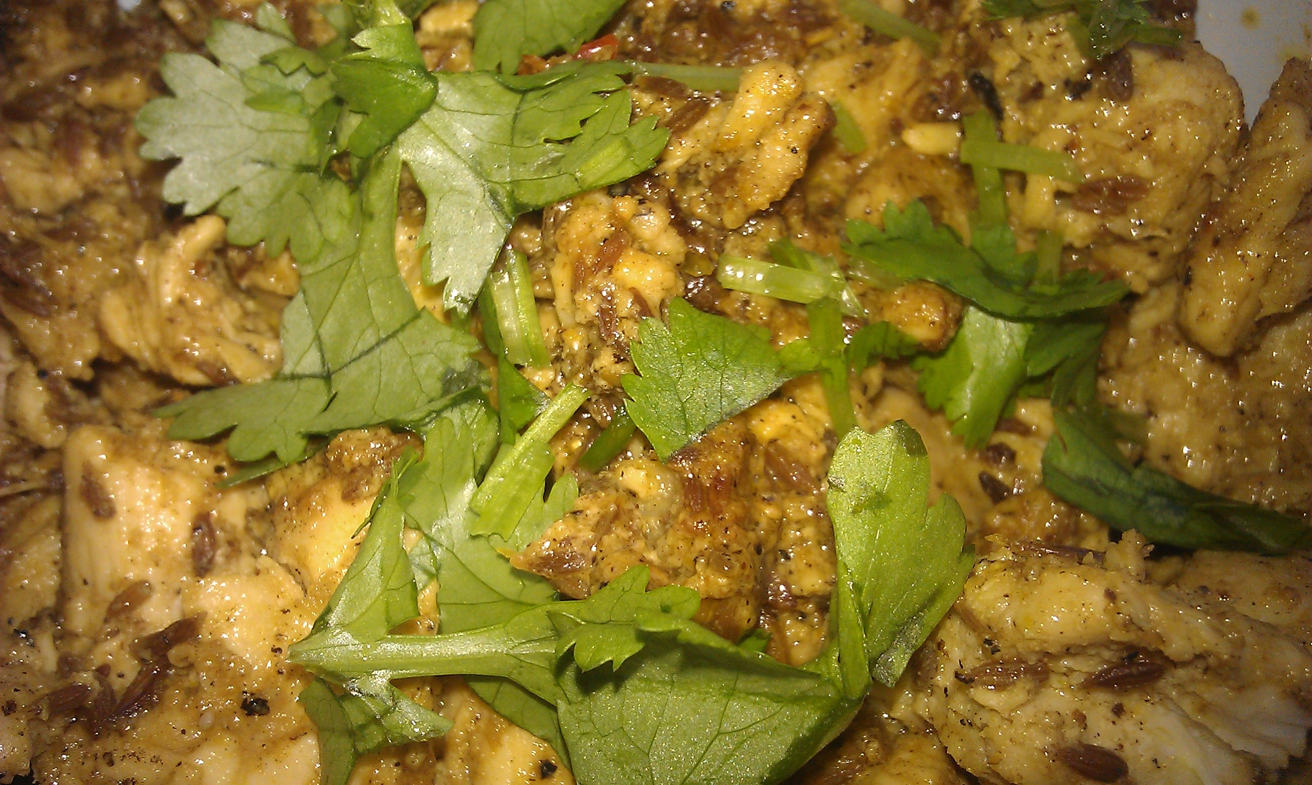 Chicken jeera masala recipe