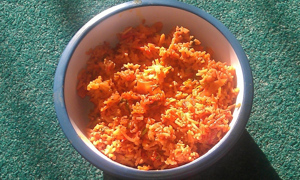 Bombay Masala Chicken tikka biryani