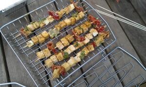 Paneer Kebabs recipe