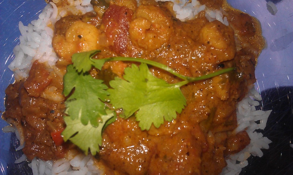 Prawn Curry Recipe