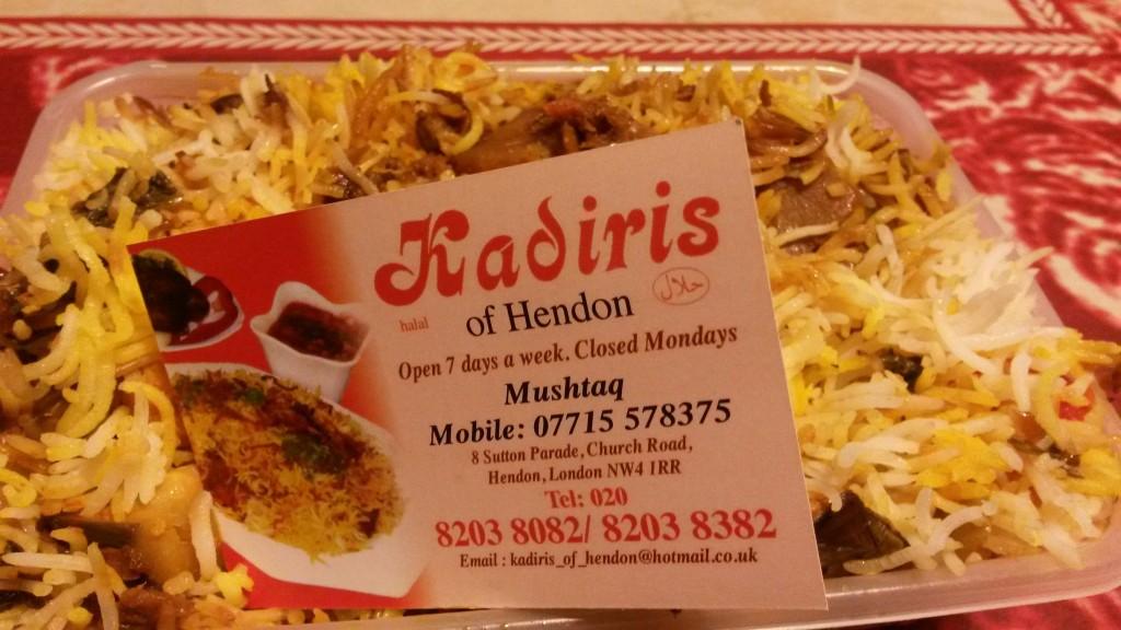Kadiris of Hendon