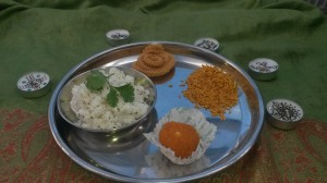 Diwali Dahi Pohe